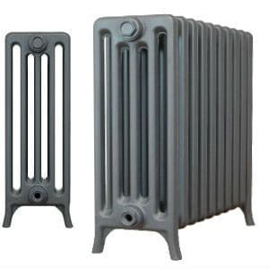 Classic 5 Column Cast Iron Radiators 650mm