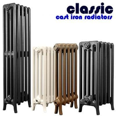 Classic Cast Iron Radiators