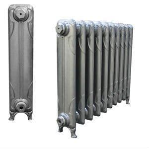 Narrow Knox Cast Iron Radiators 645mm