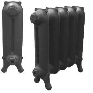 Narrow Prince 450mm Cast Iron Radiators