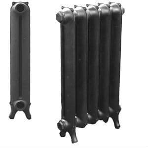 Narrow Prince Cast Iron Radiators
