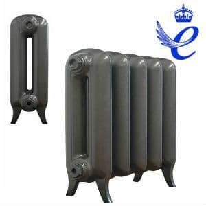 Queens 2 Column Cast Iron Radiators 520mm