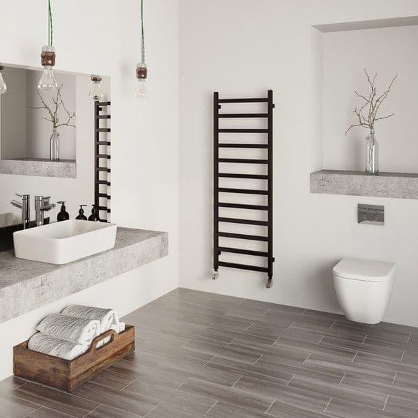 Simple Heated Towel Radiators