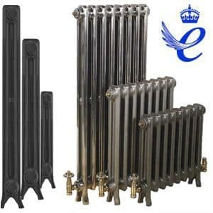 Sovereign 2 Column Cast Iron Radiators