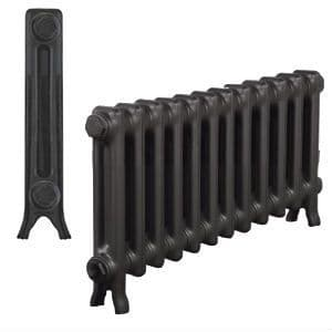 Sovereign 2 Column Cast Iron Radiators 490mm