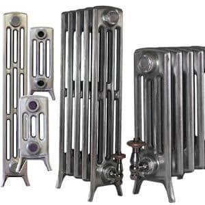 Cast Iron Radiators Sovereign 4 Column several heights