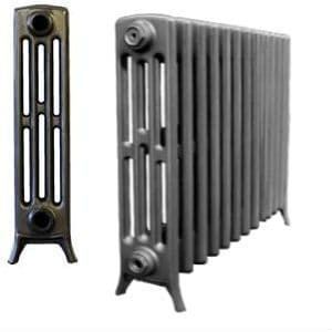 Sovereign 4 Column Cast Iron Radiators 660mm