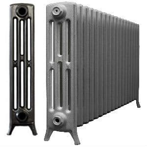 Sovereign 4 Column Cast Iron Radiators 760mm