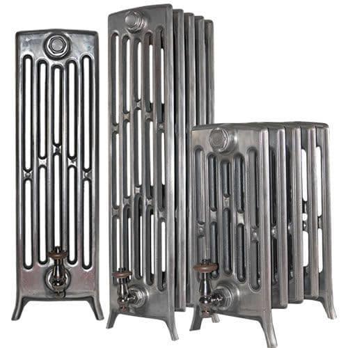 Sovereign 6 Column Cast Iron Radiators in 4 heights