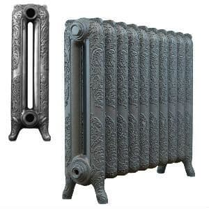 Cast Iron Radiators Sovereign Baroque 660mm