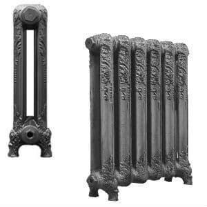 Historic Versailles Cast Iron Radiators 540mm