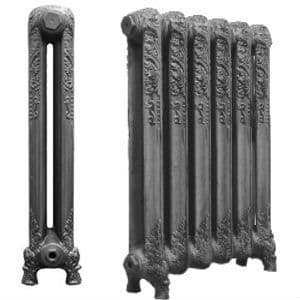 Decorative Versailles Cast Iron Radiators 740mm