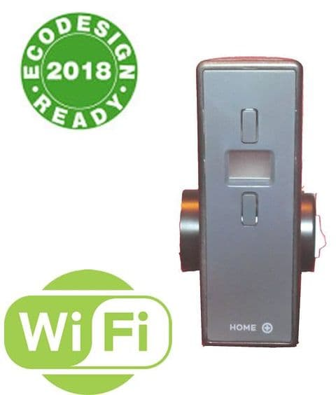 Wifi Controlled Electric Heating Element - Anthracite
