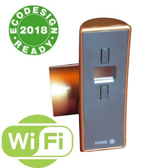Wifi Controlled Electric Heating Element - Gold
