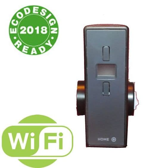Wifi Controlled Electric Heating Element - Graphite Grey