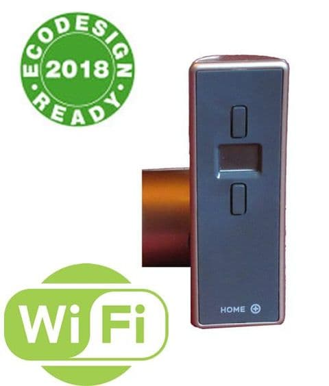 Wifi Controlled Electric Heating Element - Steel