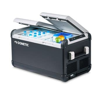 Dometic CoolFreeze CFX3 75DZ Mobile compressor dual-zone cooler and freezer, 70 l A+