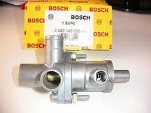 Auxiliary air valve, complete