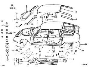 Bodywork and structure