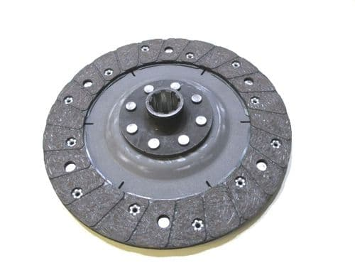 Clutch plate: Petrol engine >10/68 and all diesel models.