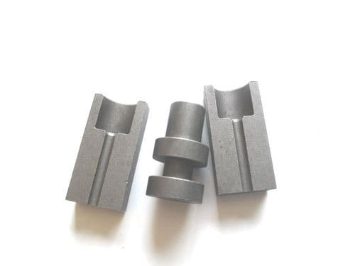 Die set for Citroen pipe flaring tool, 4.5mm