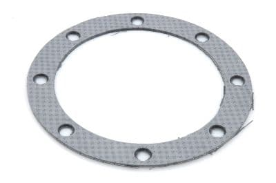 Gasket for oil filter cover plate