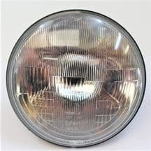 Headlamp, main+dipped beam, H4 type, 9/67> (for driving on the right - France etc.)