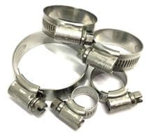 Hose clamp (select size required)