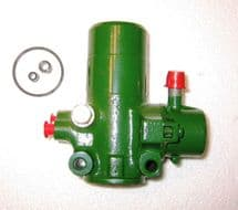 Hydraulic pressure regulator, LHM, steel body (price includes refundable surcharge)