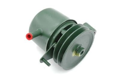 Hydraulic Pump, LHM, 2 groove pulley - EXTRA QUALITY REBUILD (includes refundable surcharge)