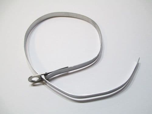 Ligarex strap with buckle. L= 330mm