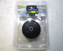 Locking fuel cap - black