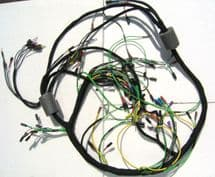 Main wiring loom for left hand drive Citroen DS and ID models