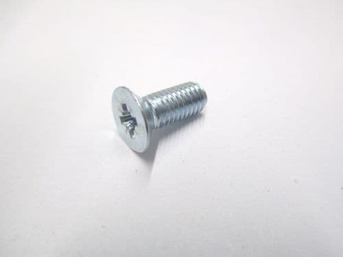 Screw for fixing drive shaft to hub
