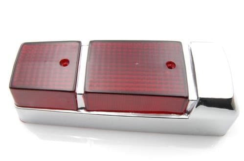 Tail lamp cover, Pallas, 4/70>