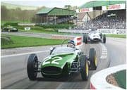 'Formula Junior' - by Andrew Kitson