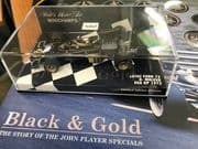 Minichamps 400 720011 D. Walker Lotus Ford 72 USA GP 1972 1:43