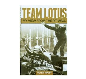 Team Lotus My View From The Pit Wall