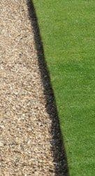 50m long roll of black Smartedge - the flexible, strong and long lasting garden edging