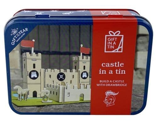 Build your own Castle - in a tin