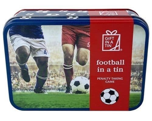 Football in a Tin - Penalty taking game