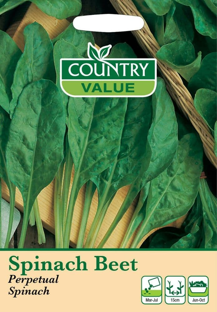 Spinach Beet - Perpetual Spinach Seeds (225)