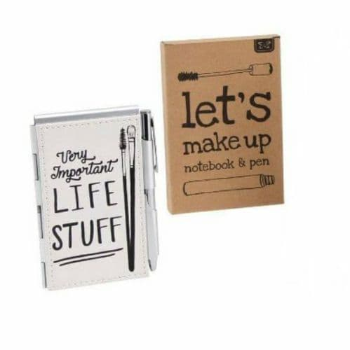CGB - Mini Pocket Notebook & Pen - Important Life Stuff