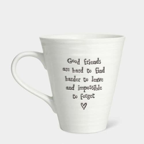 East of India - Mug - Good Friends  (4165)