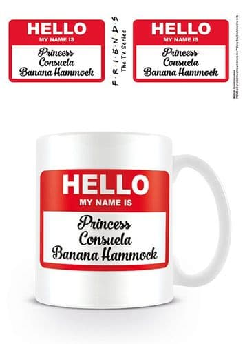 Friends- Princess Consuela Mug