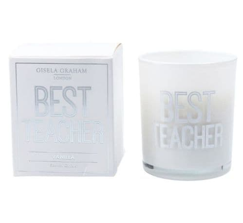 Gisela Graham - Mini Scented Candle - Best Teacher (50980)
