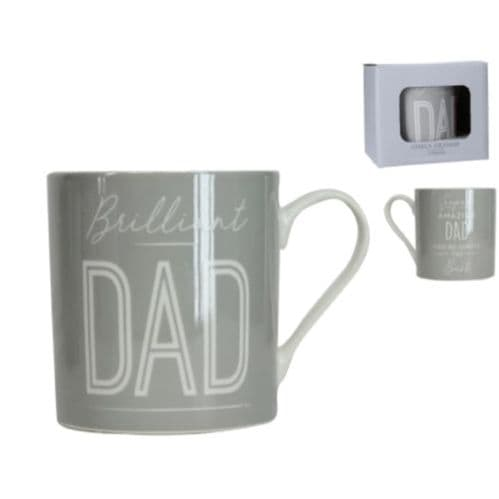 Gisela Graham - Sentiment Mug - Dad (31627)