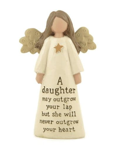 Heaven Sends - Daughter May Outgrow - Ornament