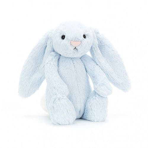 Jellycat - Bashful Blue Bunny - Medium