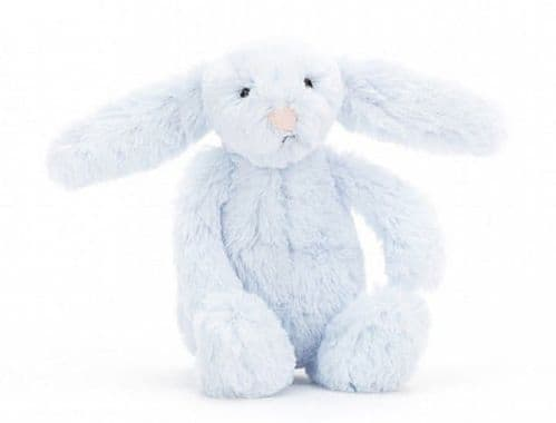 Jellycat - Bashful Blue Bunny Tiny